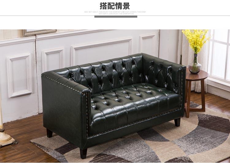 梦达酒店卡座沙发装修效果图