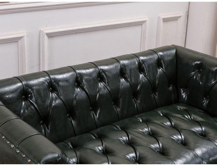 梦达酒店卡座沙发饱满座体
