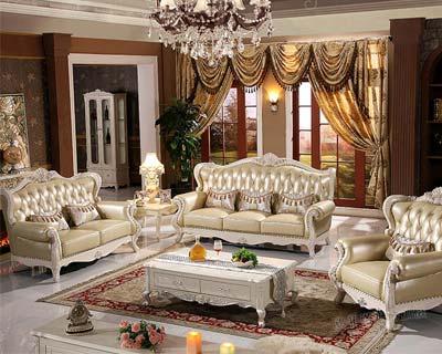 欧式会所沙发_型号CB010