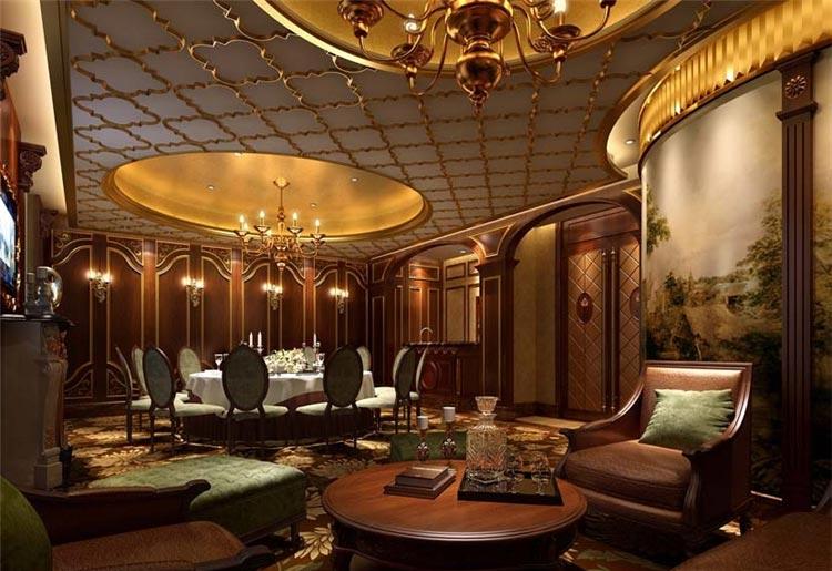 威廉汉姆酒店家具装修效果图