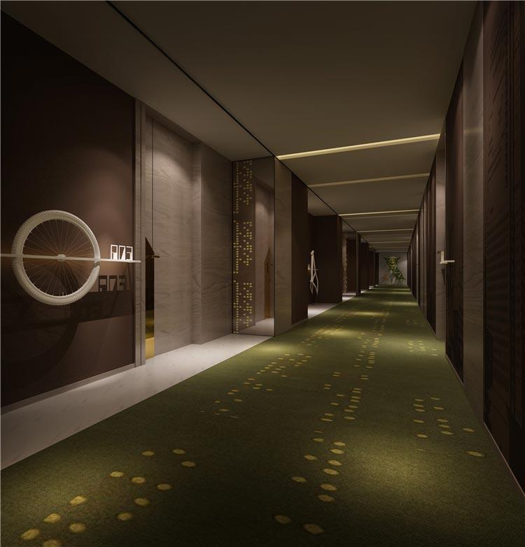 城市印象酒店家具实拍图片