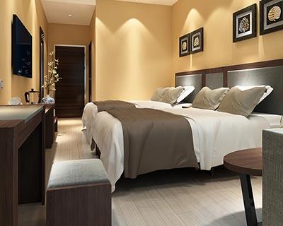 快捷酒店床_型号HT023