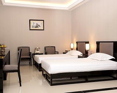 酒店客房全套家具_型号HT017