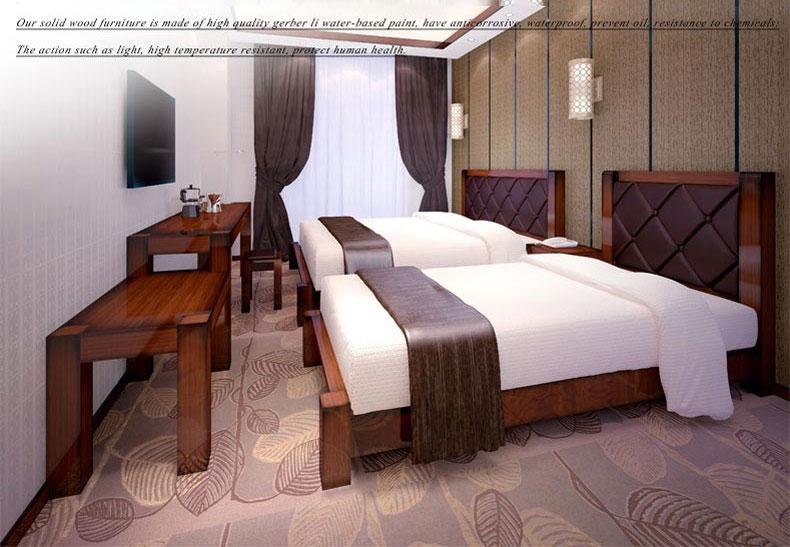 梦达高档酒店家具,采用水性环保油漆原材
