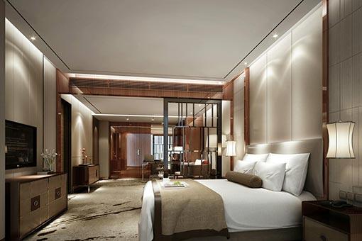 酒店套房家具图片