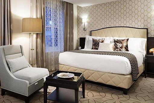 欧式古典主义风 ,最流行欧式酒店家具风格!