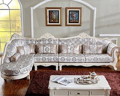 法式别墅沙发_型号CB008