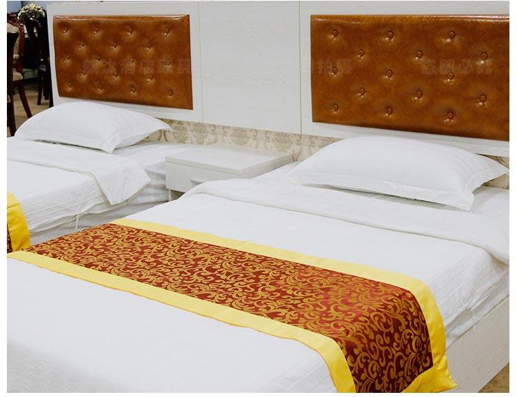 梦达宾馆成套家具装修效果图
