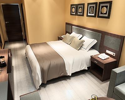 酒店房间家具_型号HT037