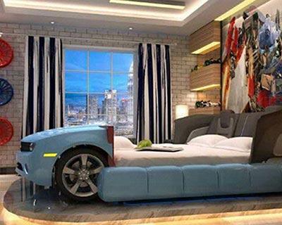 酒店水床_型号HT033