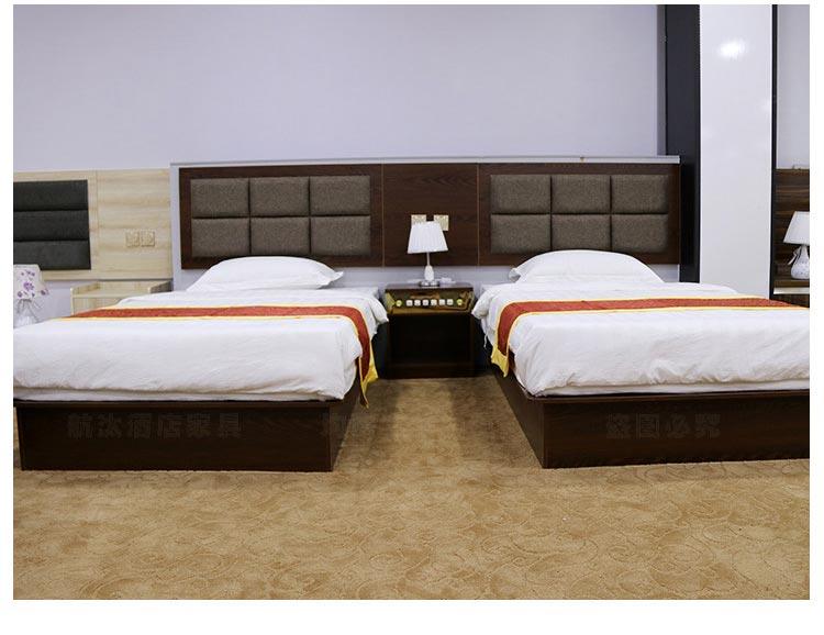 梦达宾馆用床装修效果图