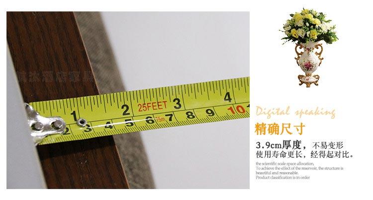 梦达宾馆用床3.9cm厚度板材制作