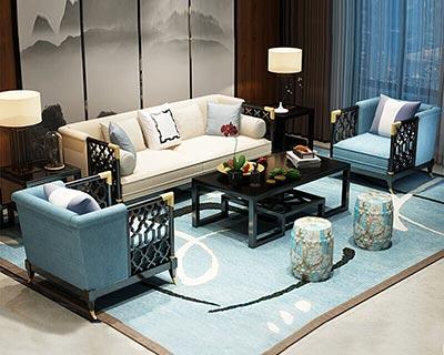 私人会所沙发_型号CB012