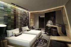 如何修复酒店家具的烫痕?