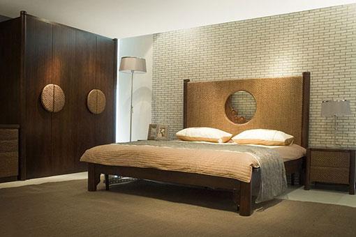 桦木酒店家具图片
