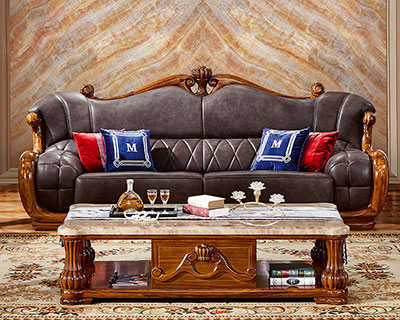 五星级酒店沙发_型号HT060