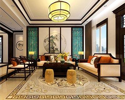 别墅客厅沙发_型号CB016