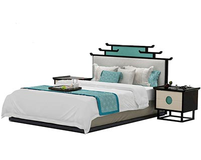 酒店成套家具_型号HT059