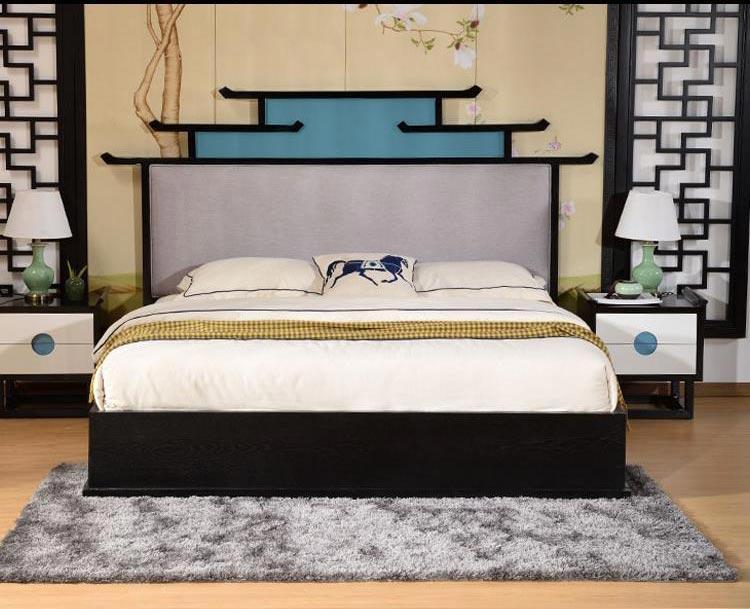 梦达酒店成套家具系列之床图片