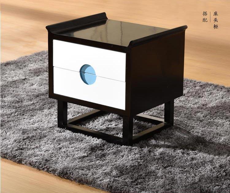 梦达酒店成套家具系列之床头柜图片