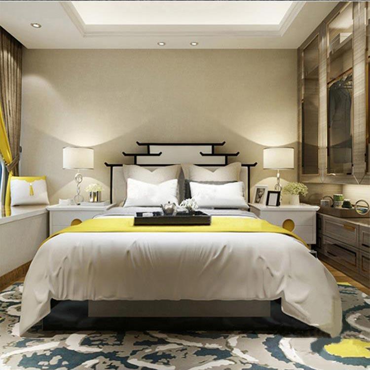 梦达酒店成套家具装修效果图
