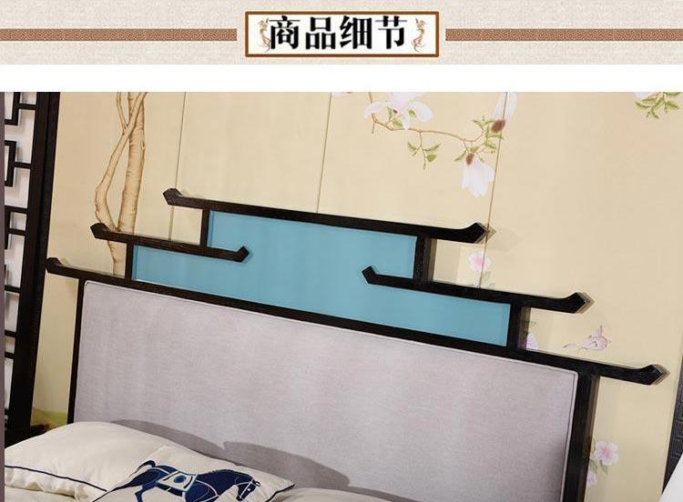 梦达酒店成套家具设计细节特写