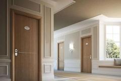 酒店木门怎么保养?