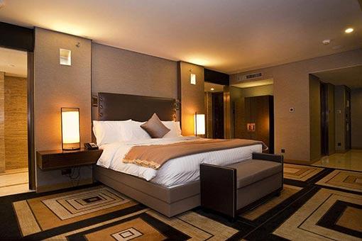 现代酒店家具图片