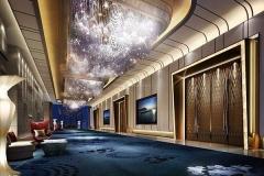 分空间讲解酒店装修设计