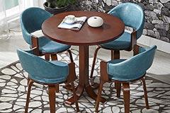 时尚的洽谈桌椅组合