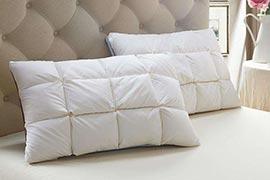 酒店里面的枕头是哪一种?