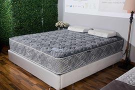 酒店用乳胶床垫好吗?