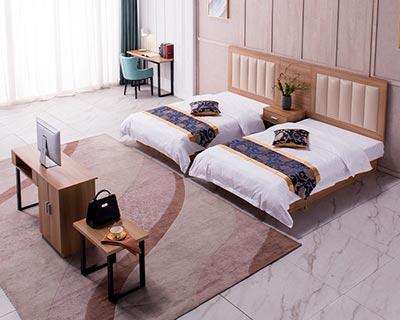 酒店配套家具定制_型号HT064