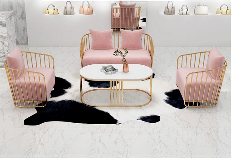 美容院专用沙发图片