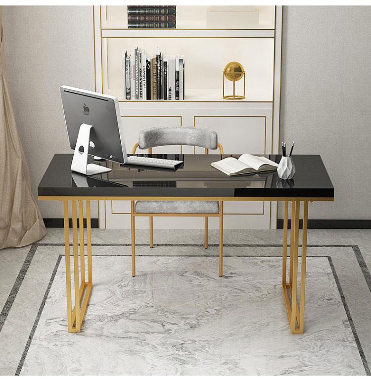 北欧公寓书桌装修效果图