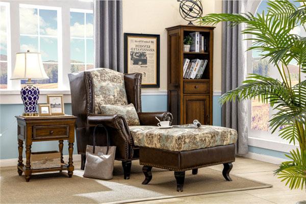 酒店客房沙发椅图片