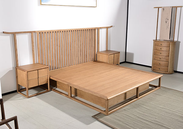民宿酒店床图片