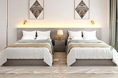 酒店床高度一般是多少?