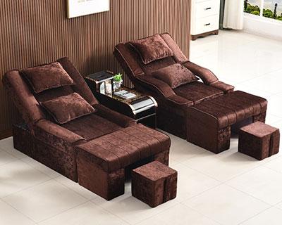 足浴专用沙发_CB025