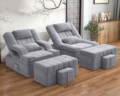 电动足疗沙发床_CB028