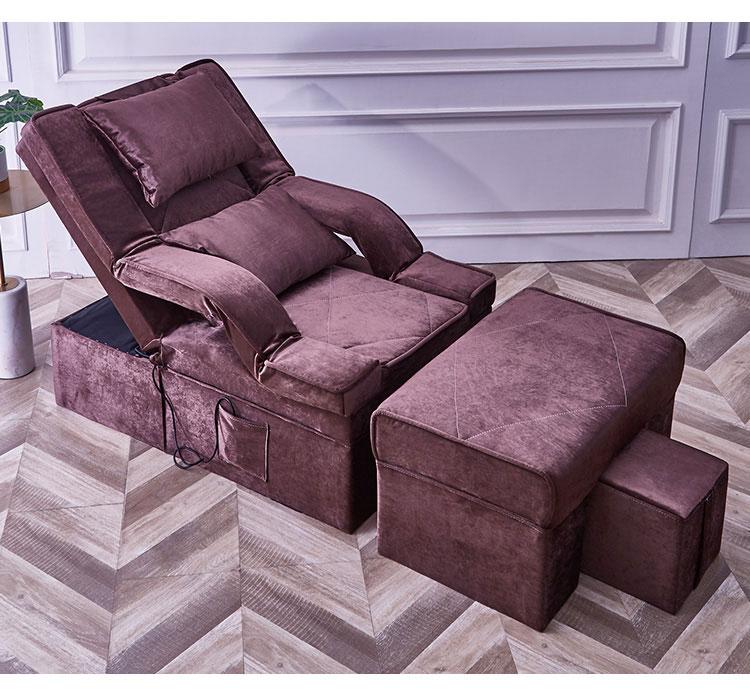 足疗沙发装修效果图