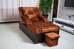 哪些商用场所需要用到足疗沙发?