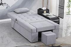 电动浴足沙发