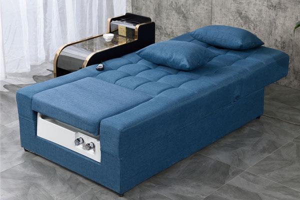 足浴用的沙发图片