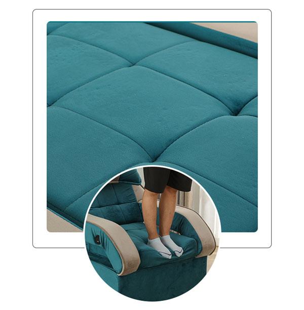 足浴电动沙发图片