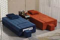 足浴店沙发床